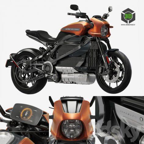 Harley Davidson Livewire(3ddanlod.ir) 313 (3ddanlod.ir)