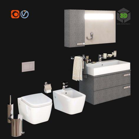 IdealStandart Strada Collection(3ddanlod.ir) 390 (3ddanlod.ir)