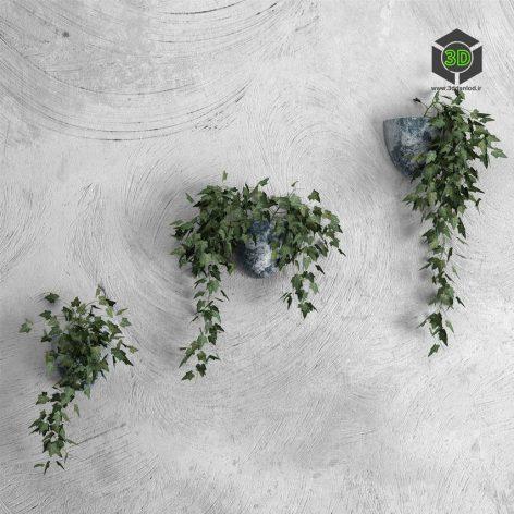 Ivy Pots 130 (3ddanlod.ir)