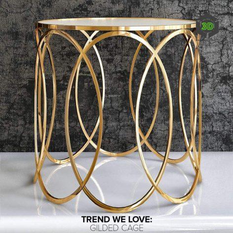 Side Table Luxury 4(3ddanlod.ir) 999