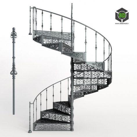 Stairs 1(3ddanlod.ir) 870