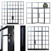 Steel Doors(3ddanlod.ir) 461