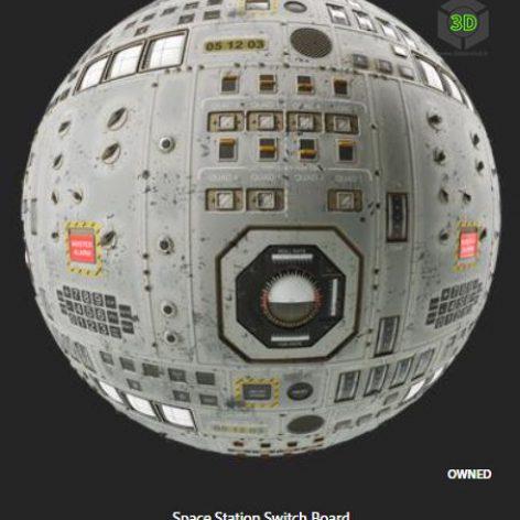 space_station_switch_board (3ddanlod.ir)