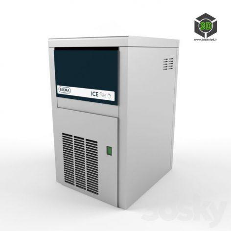 Льдогенератор Brema CB-184W 030 (3ddanlod.ir)