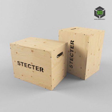 Тумба для запрыгивания STECTER 198 (3ddanlod.ir)