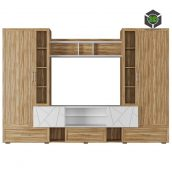 Шкаф для ТВ_01 036 (3ddanlod.ir)
