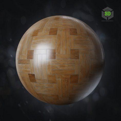 06_Square_Planks_Floor_Rectangle(3ddanlod.ir)