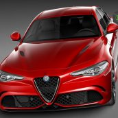 Alfa Romeo Giulia Quadrifoglio 2016 2(3ddanlod.ir)
