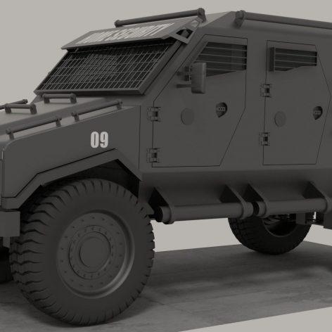 Armoured vehicle(3ddanlod.ir)