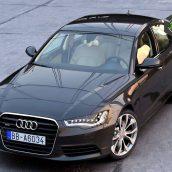 Audi A6 2012 3D Model(3ddanlod.ir)