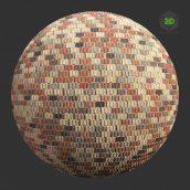 BricksHalfBatMulti002 (3ddanlod.ir)