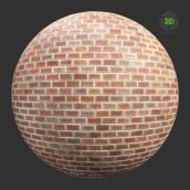 BricksHeaderRedMulti001 (3ddanlod.ir)