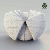 ConcreteBraces (3ddanlod.ir)