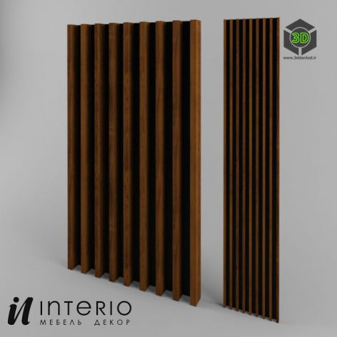INTERIO-MEBEL Paneli P 3_0 086 (3ddanlod.ir)