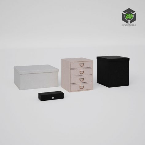 Leather Boxes 107 (3ddanlod.ir)