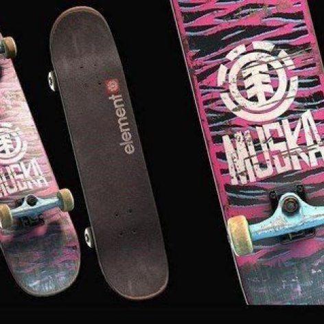 Skate Board – 3D Model (3ddanlod.ir)