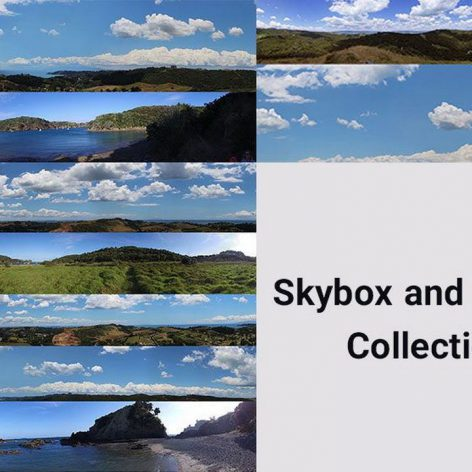 Skybox and Backplate Textures Collection003 cover (3ddanlod.ir)