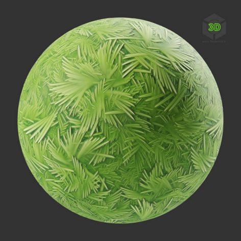 Stylized Fallen Pine Needles (3ddanlod.ir)