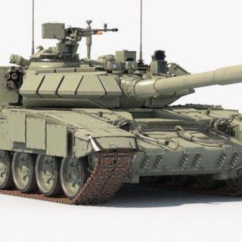 T-90 Tank 033 (3ddanlod.ir)