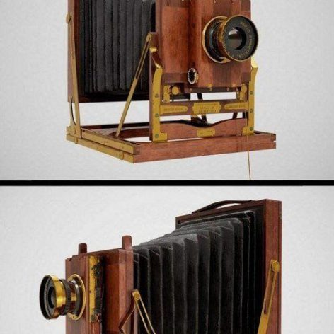 Triple Extension Camera – 3D Model (3ddanlod.ir)