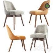 West Elm Mid Century Dining Chair Set(3ddanlod.ir) 618