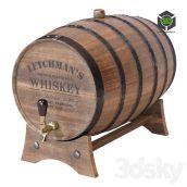 Whiskey Barrels(3ddanlod.ir) 508