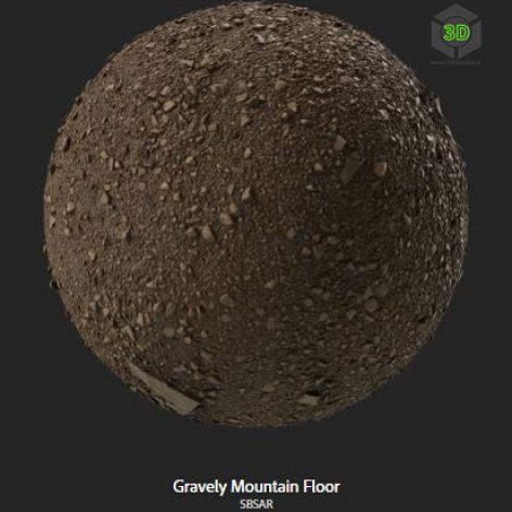 gravely_mountain_floor (3ddanlod.ir)