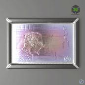 Картина на металле 178 (3ddanlod.ir)