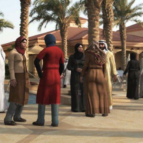 AXYZ Design – Arab People 3d models Collection (3ddanlod.ir)