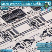 ArtStation Marketplace – Mech Warrior Hard Surface Kitbash 6 of 20 001 cover (3ddanlod.ir)
