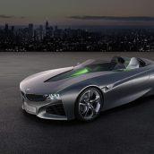BMW Vision connected drive concept 3D Model(3ddanlod.ir)