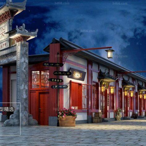 C006-中式风格-Chinese style (3ddanlod.ir)