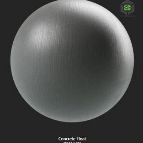 concrete_float (3ddanlod.ir)