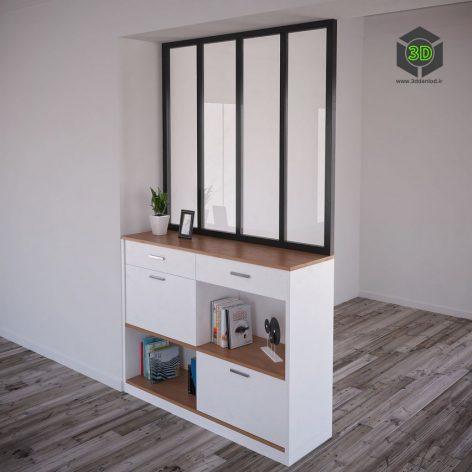 room divider 261 (3ddanlod.ir)