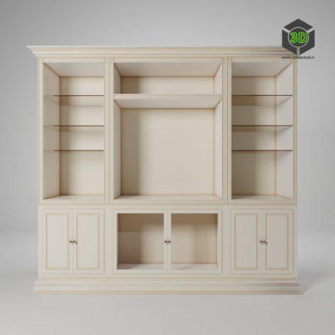 Классическая Мебель 130 (3ddanlod.ir)
