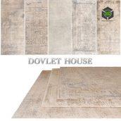 Ковры DOVLET HOUSE 5 штук (part 14) 195 (3ddanlod.ir)