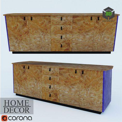 Комод Home Decor 144 (3ddanlod.ir)