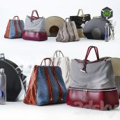 A Set of Bags Dandy Bag(3ddanlod.ir) 564