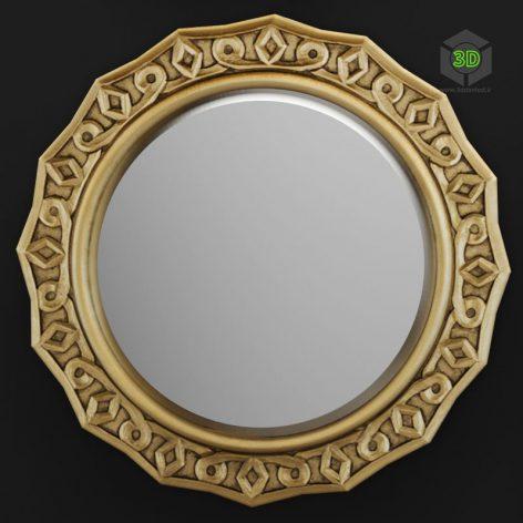 A Set of Mirrors(3ddanlod.ir) 1601
