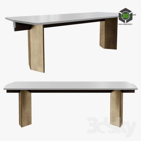 Avenue Road Zor Table(3ddanlod.ir) 797