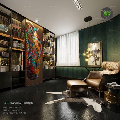 B003-后现代风格-Postmodern style (3ddanlod.ir)