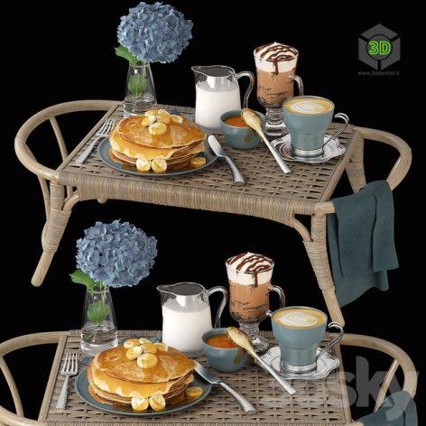 Breakfast 2(3ddanlod.ir) 450