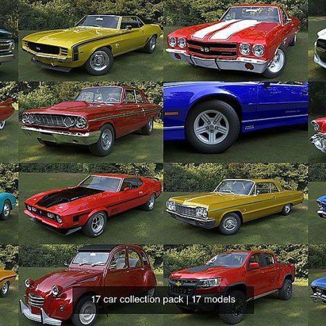 CGTrader–17.car.collection.pack-3ddanlod.ir