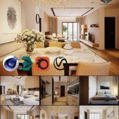 CGTrader–Full.House.Design.4.for.Cinema.4D.and.3Dsmax.3D.mode001(3ddanlod.ir)