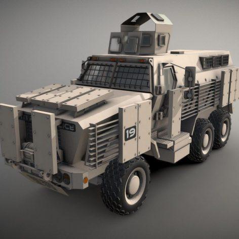 Caiman MRAP(3ddanlod.ir)
