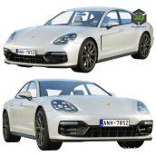 Car Porsche Panamera GTS 2019(3ddanlod.ir)