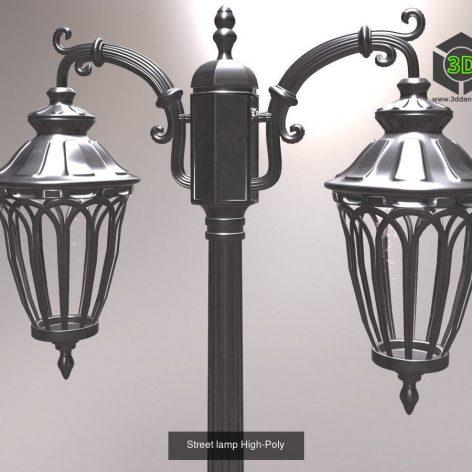 Cgtrader - Set of different lighting 3D Model Collection 002(3ddanlod.ir)