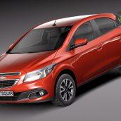 Chevrolet Onix 2013 - 3D Model(3ddanlod.ir)