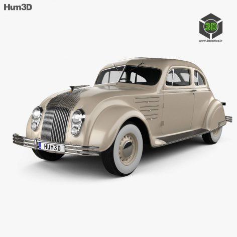 Chrysler Imperial Airflow 1934(3ddanlod.ir)