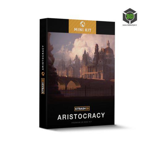 Kitbash3D – Mini Kit Aristocracy 005 cover (3ddanlod.ir)